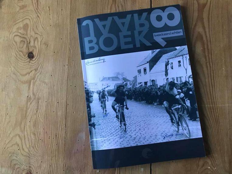 Het jaarboek van 2018 is al de vijfde uitgave voor Erfgoedkring 8460.