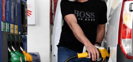 Pomp slaat niet af: man betaalt 250 euro voor tank benzine
