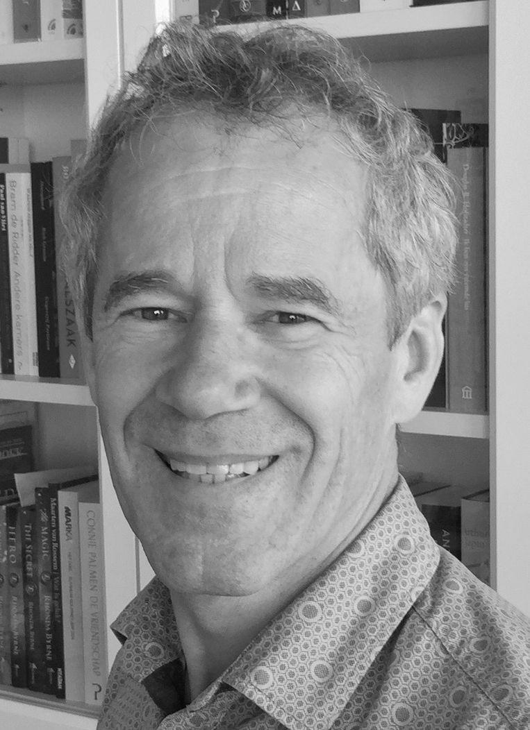 Stan Lenssen is bedrijfskundige, ondernemer en actief voor Milieudefensie en Extinction Rebellion. Beeld -