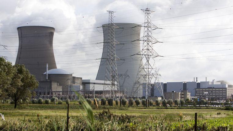Kerncentrale bij Doel Beeld anp