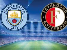 LIVE: Houdt Feyenoord ook stand in de tweede helft?