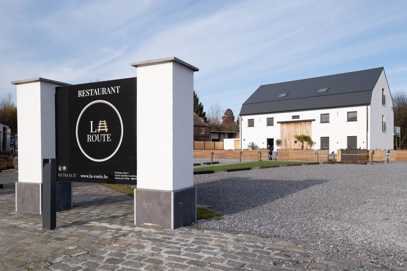 RUISBROEK Restaurant La Route in Ruisbroek (Puurs-Sint-Amands)