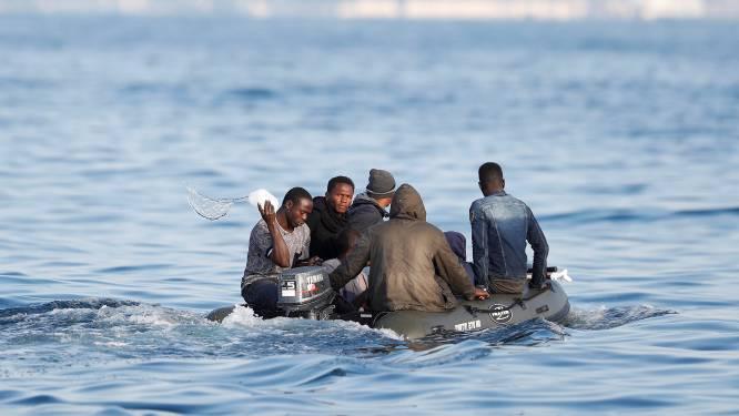 Recordaantal migranten maakten woensdag oversteek naar Verenigd Koninkrijk