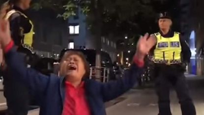 """China beschuldigt Zweden van schending mensenrechten en eist excuses voor """"mishandeling"""" toeristen"""