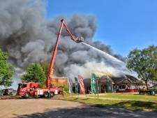 Nieuwsoverzicht | Beekse Bergen neemt schade op na verwoestende brand - Buren restaurant willen dat terras eerder sluit