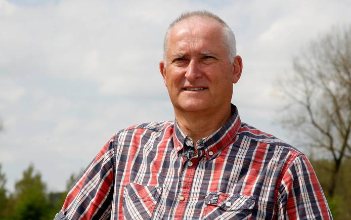 Schrijver Wim Hendrikse