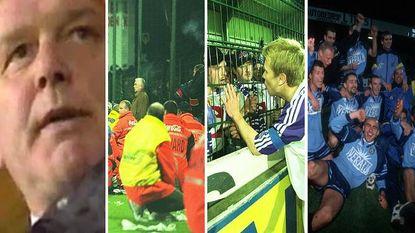 """De dag dat Westerlo met 5-0 won van Anderlecht: """"Ze kwamen aan met een air van 'wij komen hier kampioen spelen'. Maar hun podium moesten ze snel afbreken"""""""