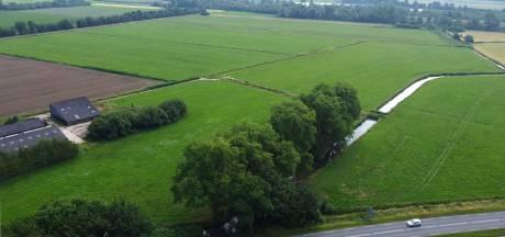 Hier in Asperen komt straks een nieuw bos van zestien voetbalvelden groot (maar dat duurt wel nog even)