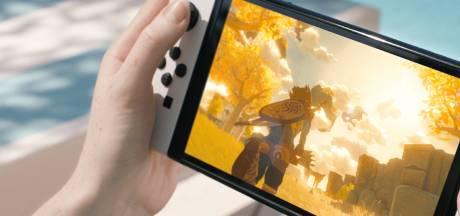 Nintendo onthult nieuwe, luxere Switch-spelcomputer