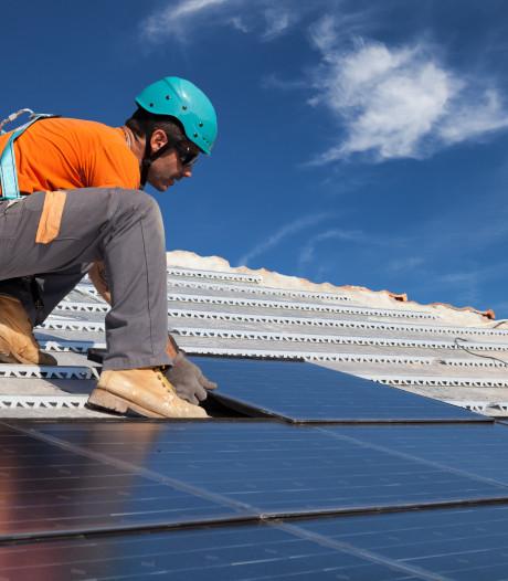 Wie heeft 50 euro over voor zonnepalen op dak van voetbalclub Avesteyn?