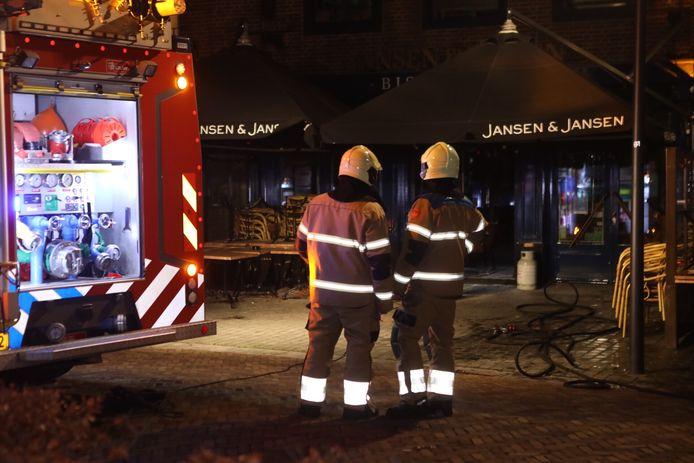 Brand in Schijndel