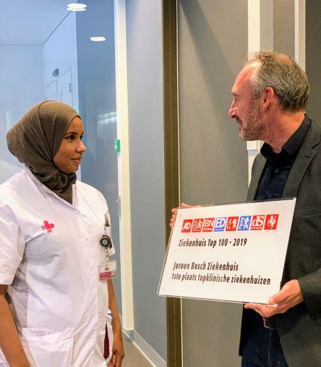 JBZ in Den Bosch wéér winnaar Ziekenhuis Top 100: 'Wel het beste hospitaal, maar perfect? Dat kán niet'