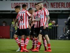 Sparta wint van Helmond Sport, dus FC Twente nog geen kampioen