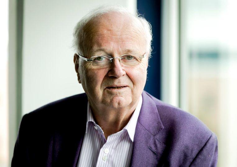 Voormalig DSW-directeur Chris Oomen.  Beeld ANP