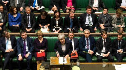 Brits Lagerhuis stemt voor uitstel van brexit en wil (voorlopig) geen tweede referendum