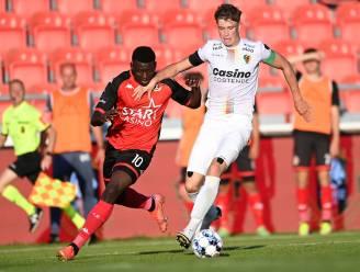 """Jack Hendry en KV Oostende blijven na derde zege op rij mee op kop: """"Dit momentum moeten we vasthouden"""""""