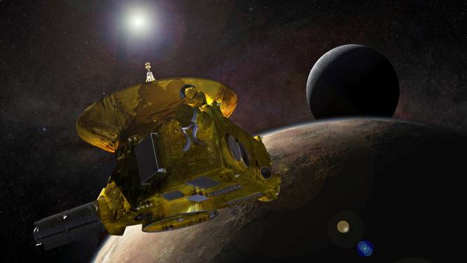 'Ook in andere planetenstelsels is voldoende water aanwezig'