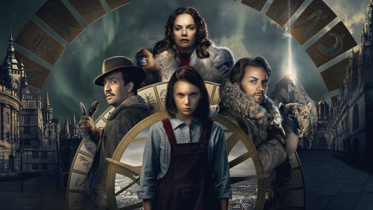 'His Dark Materials' Beeld web