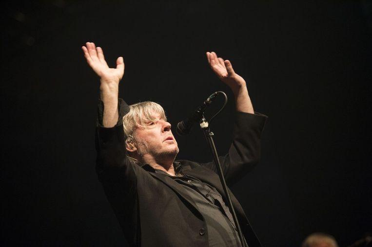 Arno is vrijdag headliner op het Dranouter Festival.. Beeld PHOTO_NEWS