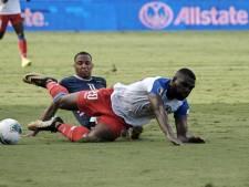 Haïti verrast met 'verkeerde vrije trap'