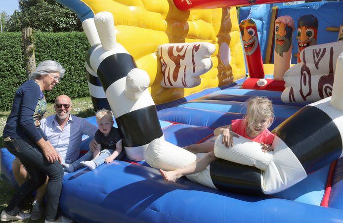 De buitenspeeldag in Zevendonk (Turnhout)