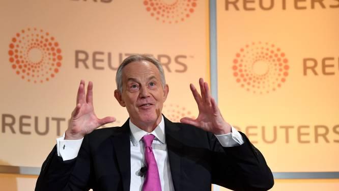 """Britse ex-premier Tony Blair stemt enkel op eigen partij """"omdat het moet"""": """"Marxistische vleugel is de baas bij Labour"""""""