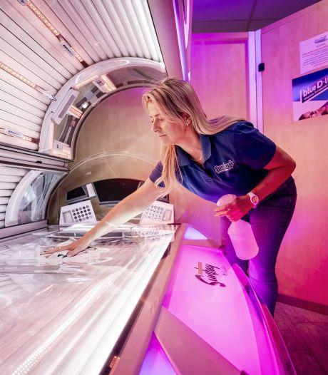 Meerdere zonnestudio's die illegaal klanten ontvingen in Utrecht op de vingers getikt