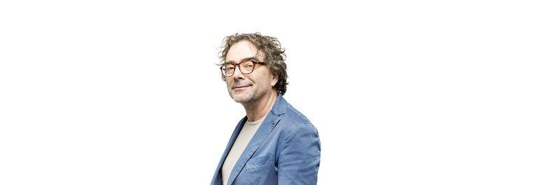 Bert Wagendorp Beeld