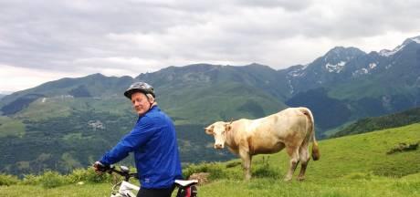Met een accu een Tour de France-col op