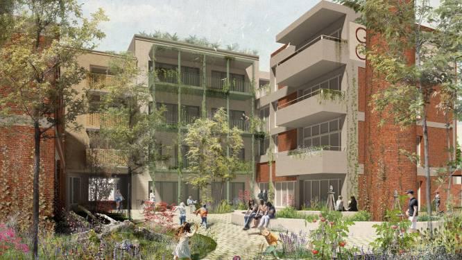 """Site van wasserij Goossens herleeft als modern cohousingproject: """"Kleiner wonen maar met meer groen rondom"""""""
