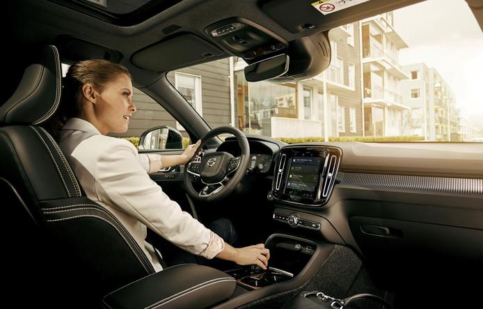 Elke Volvo wordt in de nabije toekomst uitgerust met Google Assistant, Google Play Store en Google Maps