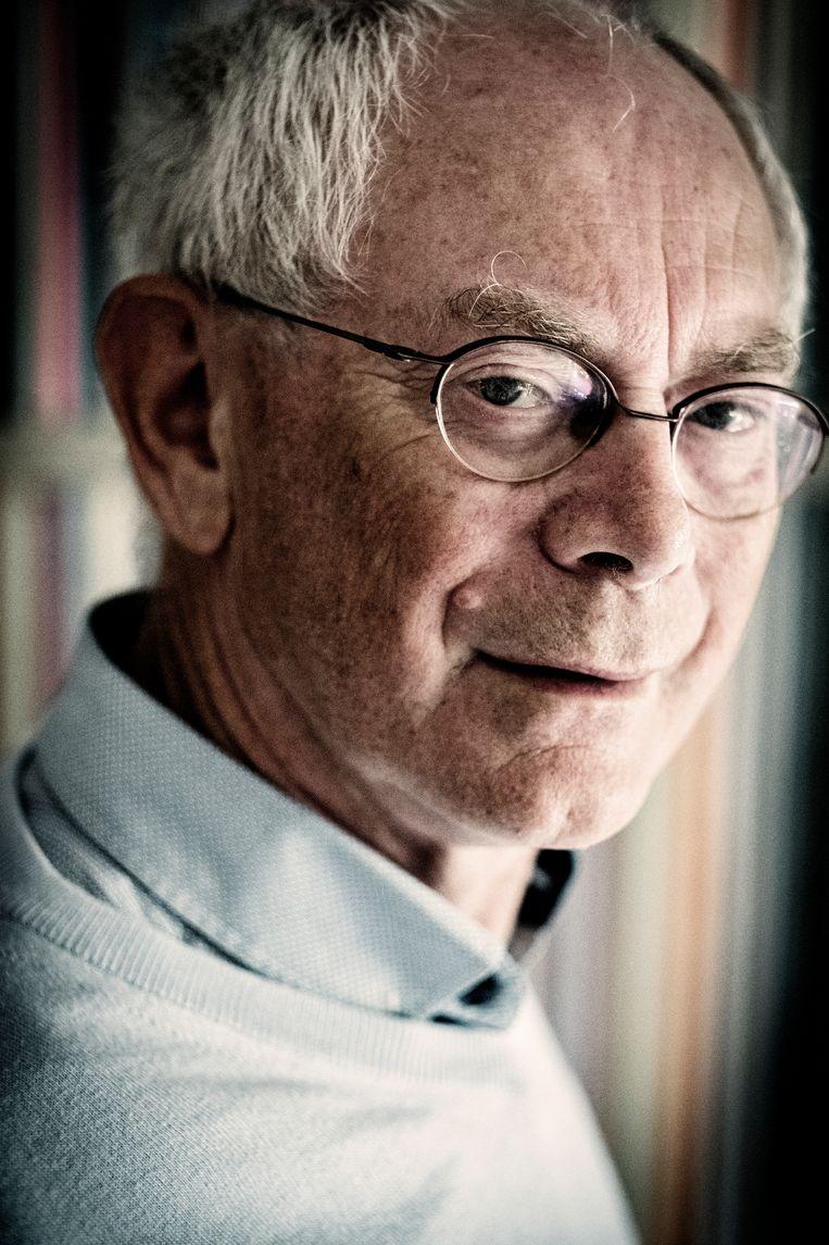 Herman Van Rompuy. Beeld Tim Dirven