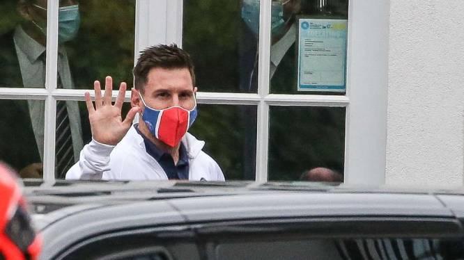 Nederlandse toeristen in hotel plots oog in oog met Messi