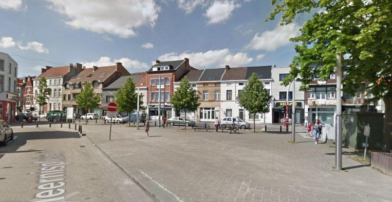 Het incident vond plaatse ter hoogte van het Heernisplein.