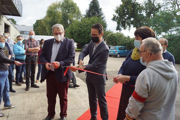 De Oever opent een kurkatelier in de voormalige gebouwen van Verellen aan de Bredabaan in Gooreind.