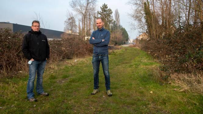 Plan voor nieuw wandel- en fietspad tussen jaagpad en Astridwijk