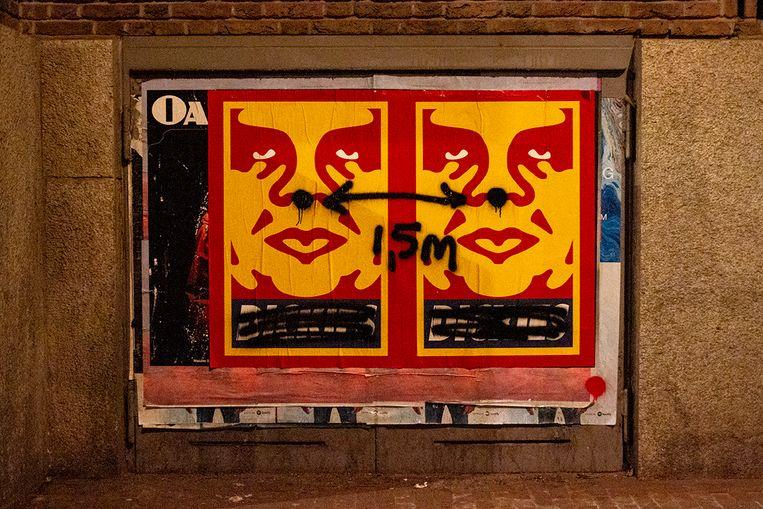 NIGHTCRAWLING AMSTERDAM 2020 - Peim van der Sloot (kunstenaar). Inzender NDSM-werf. Beeld Peim van der Sloot