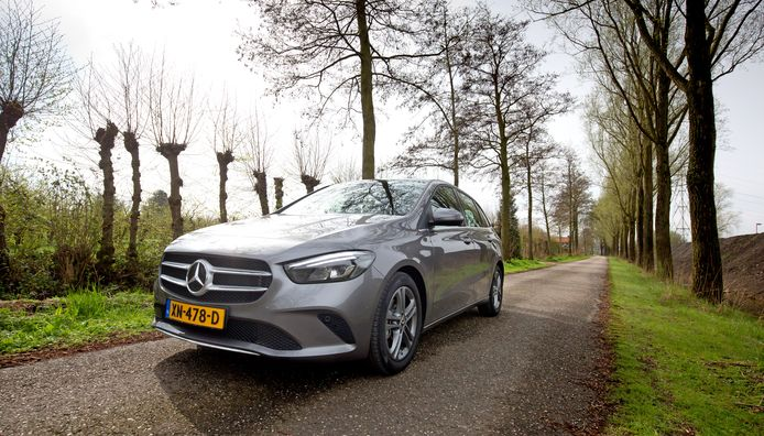 De Mercedes-Benz B-Klasse: niet erg frivool, wel een geweldige auto.