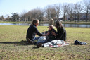 Lente in Helmond