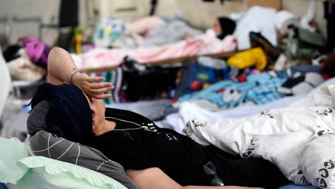 """Les sans-papiers suspendent leur grève de la faim: """"On est arrivé à mettre en place des accords"""""""