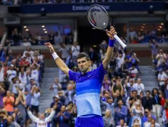 Djokovic naar finale US Open na vijfsetter tegen Zverev, Serviër één zege verwijderd van historische Grand Slam
