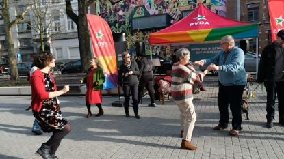 Rock Around The Serviceflats: PVDA danst voor betaalbare serviceflats in Sint-Andrieswijk