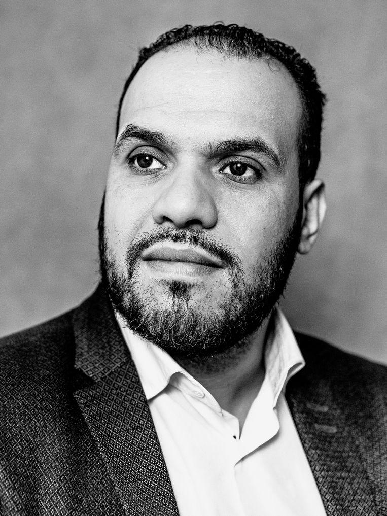 Yassin Elforkani. Beeld Jitske Schols