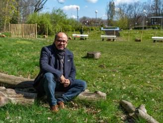 Gemeentelijk park wordt uitgerust met omheinde hondenweide