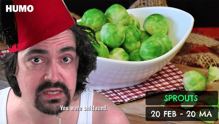 Sprouts Beeld Gunter Lamoot / Humo