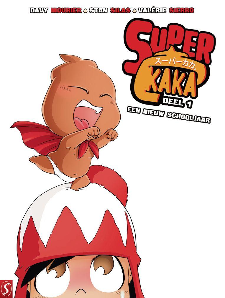 De cover van 'Super Kaka' Beeld rv