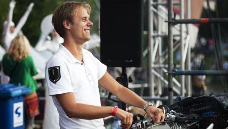 DJ Armin van Buuren. ANP Beeld