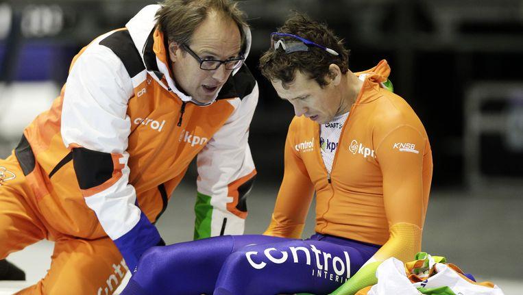 Jac Orie en Stefan Groothuis. Beeld anp