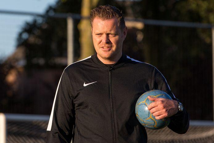 Sven Jeuriëns hoofdcoach van Millingen.
