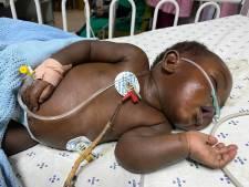 Geen paspoort voor doodzieke dochter  Teleza (11 maanden) van Nicole: 'Dit kan haar dood betekenen'